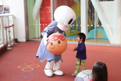 横浜アンパンマンミュージアム&モールは屋内でも遊べるレジャー施設