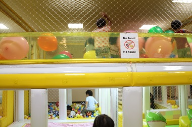 遊KIDS愛ランドショッパーズプラザ横須賀店内の様子