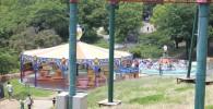 パディトンベアティーパーティー-遊園地ゾーン