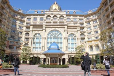 東京ディズニーランドホテル外観
