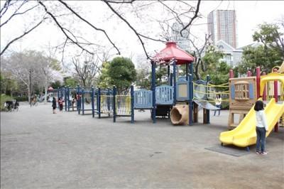 【川崎市】中原平和公園