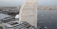 インターコンチネンタルホテルと海