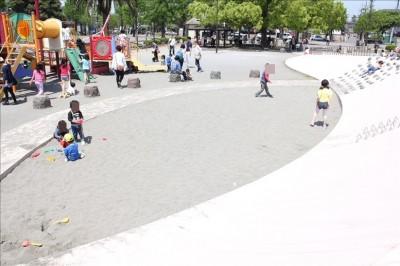 大師公園お砂場