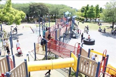 大師公園超大型遊具