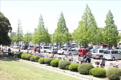 大師公園駐車場