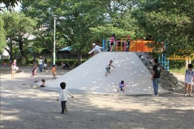 【川崎市】稲田公園