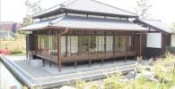 旧清水邸書院(世田谷区登録文化財)