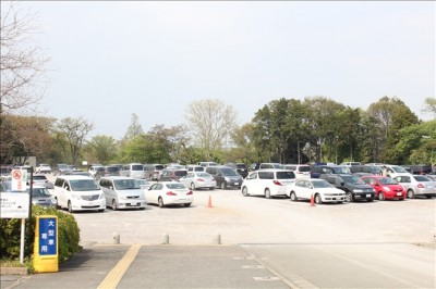 保土ヶ谷公園駐車場