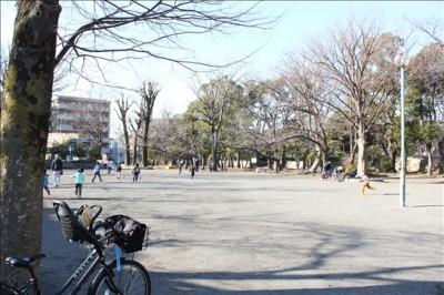 中原平和公園グランド