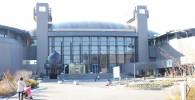 市民ミュージアム建物正面写真
