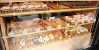 ジャムおじさんのパン工場に並ぶキャラクターパン