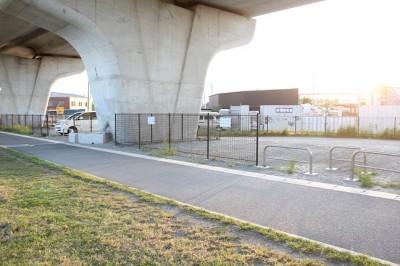 湘南わくわく夢公園駐車場