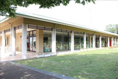 パークセンターの建物(外観)