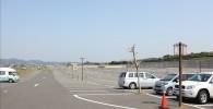 ソレイユの丘第2駐車場の様子