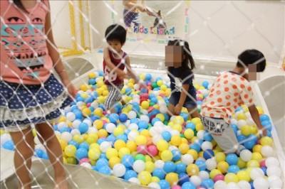 屋内ボールプール横須賀ショッパーズプラザ
