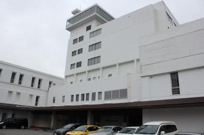 愛知三河湾・グリーンホテル三ヶ根の外観