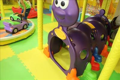 幼児向けトンネルごっこ遊具