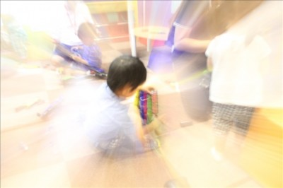 トッキュウオーが光を放つ瞬間