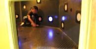 惑星ジムのトンネル