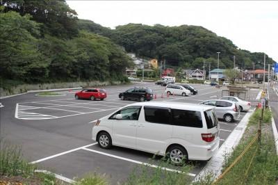 観音崎公園第2駐車場