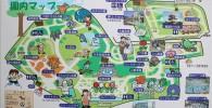 グリーンセンター園内マップ