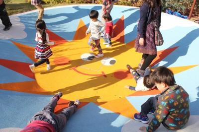 グランツリー 子供と遊ぶ場所