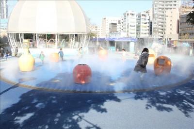 Tokyoドームシティアトラクションズのキッズが遊べるコーナー