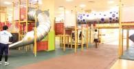 お台場トリムパーク複合遊具の広場