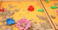 室内お砂遊びセット