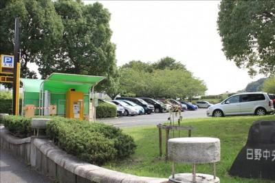 日野中央公園駐車場