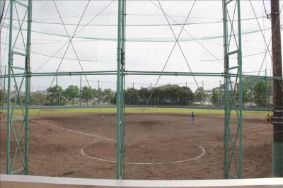 日野中央公園野球場