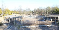 湧き水池広場(御勅使南公園)