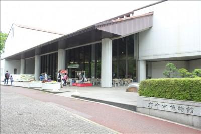郷土の森博物館本館