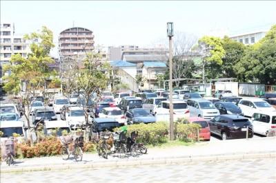 富士公園駐車場