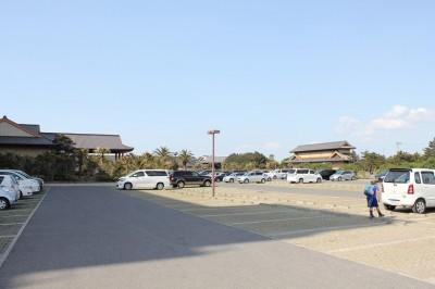 金田海岸駐車場