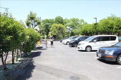 大谷田南公園駐車場