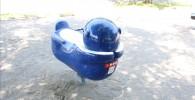 ラッコの形のスプリング遊具