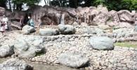 綾南公園じゃぶじゃぶ池の全体写真