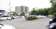 綾瀬市綾南公園の駐車場
