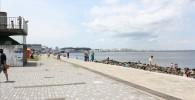 海風公園海岸