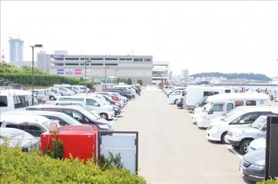 海風公園駐車場