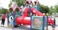 海風公園トンネル遊具