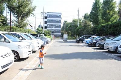 玉川野毛町公園駐車場