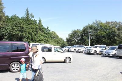 青梅鉄道公園駐車場