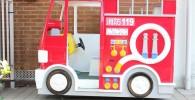 消防車の乗り物
