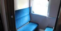 新幹線0系の個室