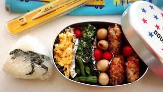 5歳児のお弁当