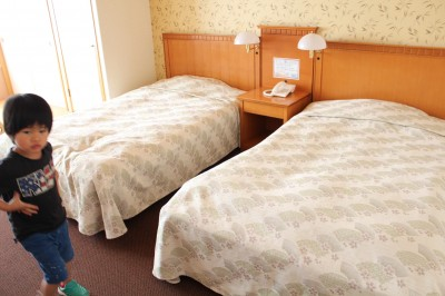 龍宮城スパホテル三日月 家族