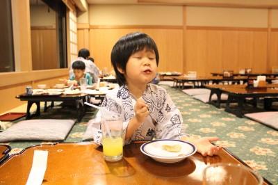 龍宮城スパホテル三日月 子供のゆかた