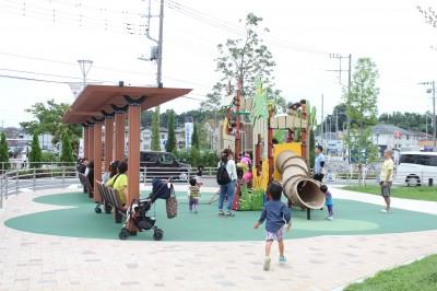 ららぽーと富士見 子供遊び場